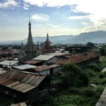 View from Inle Star Motel