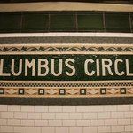 Columbus Cirlce Subway close by