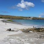 Beach on Inis Mor