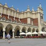 Bella struttura del XV secolo a Cracovia