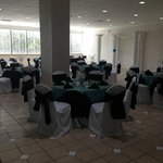 Thank you Rebecca! The room looked beautiful :)