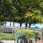 bayview eats: patio