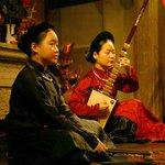 World Master Pham Thi Hue and her daughter