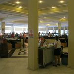 Self Service dining area. Other smaller food areas including 3 good speciality restaurants