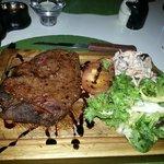 Rum steak
