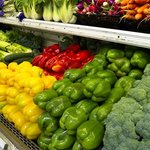 Fresh fruits and veggies are always on our list.