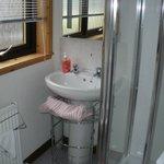 il bagno nuovo e pulitissimo