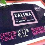 Souvenir de Calima... T-shirt and Sweatshirt