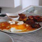 Breakfast, Yum!