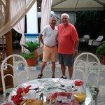 Ciro and John
