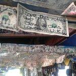 our dollar bill