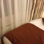 acceso a las camas