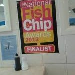 Good fish and chips here!