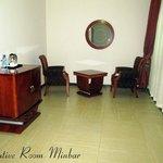 Executive Room Minibar Area