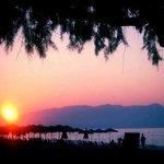 Sunset at Kyano