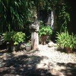 En los Jardines