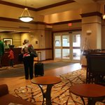 Lobby/Entrance.