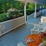 Yardarm's balcony