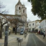 The twin towers of Santo Antonio are easy to spot at the end of the main shopping street