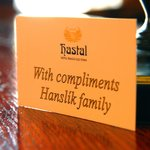 Family Hanslik welcome you in the Hotel Hastal