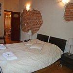 Brass Room - studio apartment