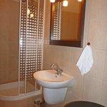 Brass room - bathroom