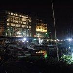 Grand Hotel Santa Lucia at night