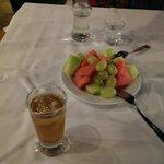 Fruit and raki