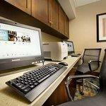 Hampton Inn Schererville Business Center