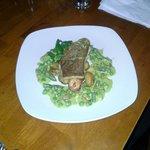 Mmm tasty chunky cod!