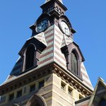 New Haven City Hall Clock Tower