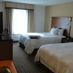 Our room from the door