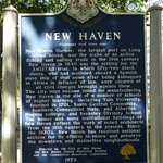 New Haven Marker at the Green - Side 2