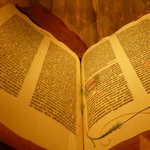 Gutenberg Bible at the Beinecke Library