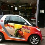 The Chunky Car for Deliveries