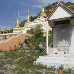 Wat Tham Phrahat Khao Phrang