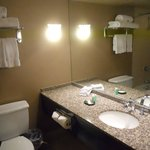 Bathroom (Club level)