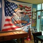Sharky's Banner