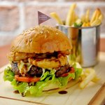 Our Famous Whiskey Burger