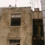 Aussicht vom Zimmerfenster3