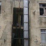 Aussicht vom Zimmerfenster5