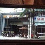 Iced Coffee, Nguyen Thien Thuat Street, Nha Trang