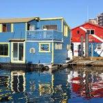 case sull'acqua