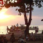 View from Bintang Bali