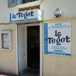 LE TEGOT face à la poste du Mourillon rue Castel