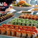 Sushi La buffet