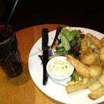 Delish seafood