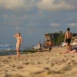 пляж Balangan
