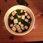 La fameuse soupe miso végétarienne
