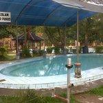Wisata Air Panas di Desa Tanuhi